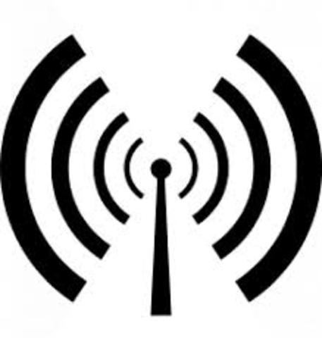 communicació mitjançant ones de ràdio