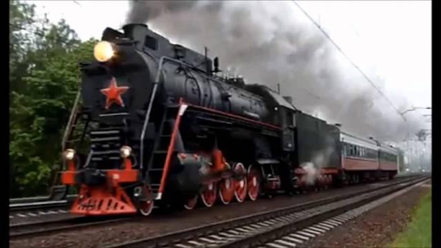 Ferrocarril de vapor de passatgers
