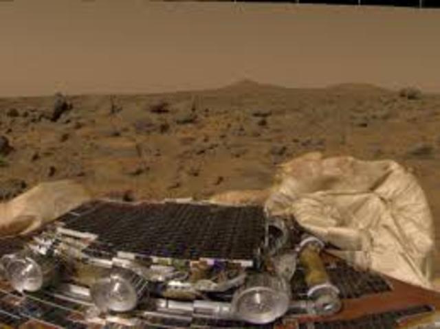 Exploració de Mart