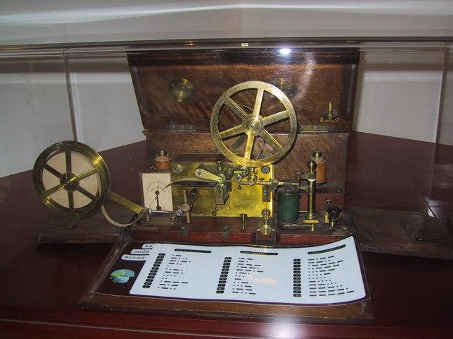 Telègraf de Morse