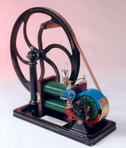 Motor i generadors elèctrics