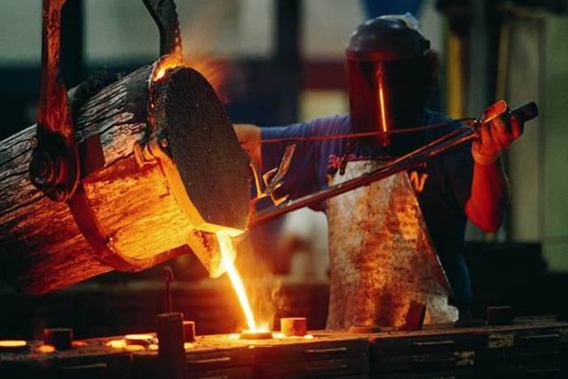 Metal·lúrgia industrial d'acer