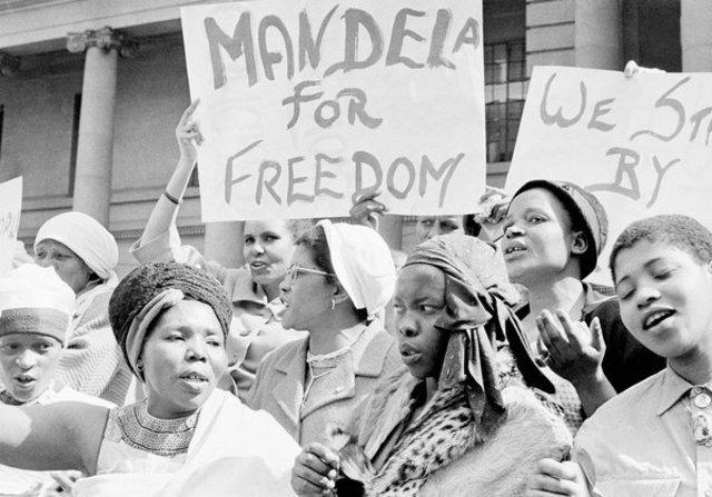 Mandela Arrested Again