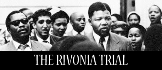 Government Raid in Rivonia