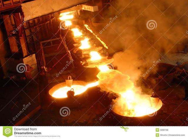 Metal·lurgia de l'acer