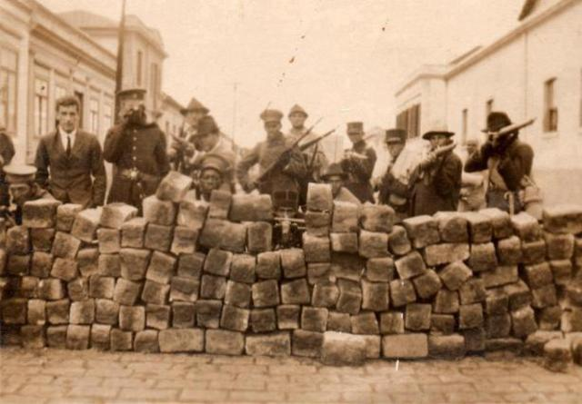 Revoltas de 1924