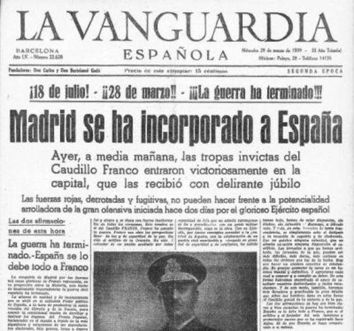 ELS NACIONALS PRENEN MADRID