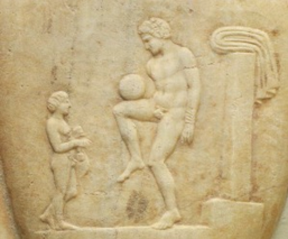300 BC Episkyros