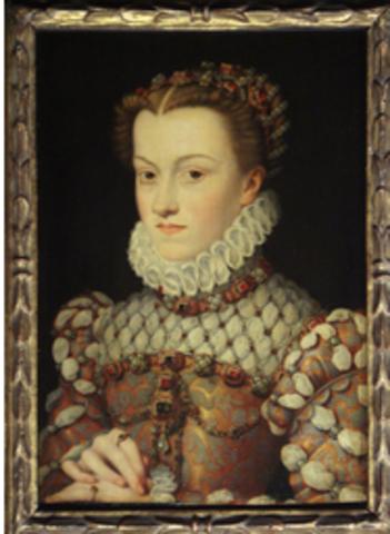 1572 Queen Elizabeth I