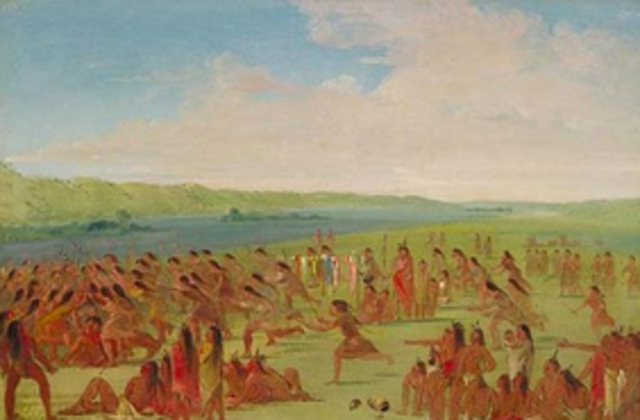 1620 North America