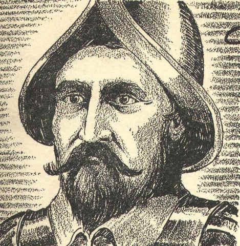 Álvar Núñez Cabeza de Vaca became the first European in Texas