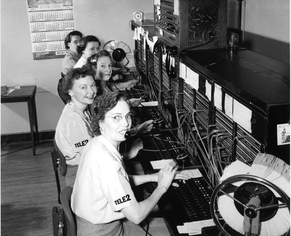 primera central pública telefónica