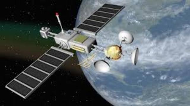 satelite artificial