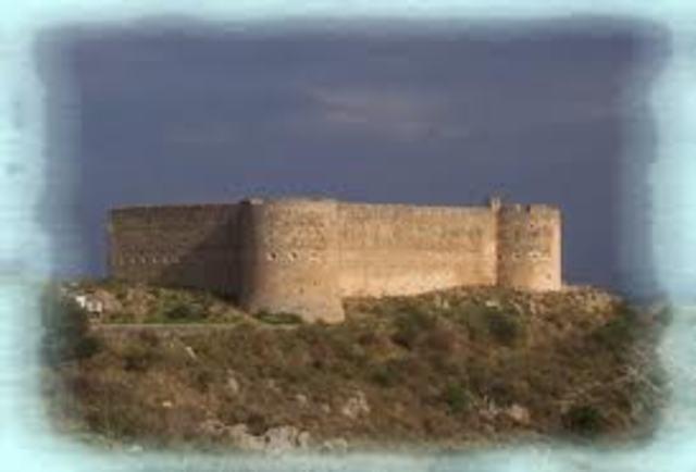 Britain vs. Turkish forts