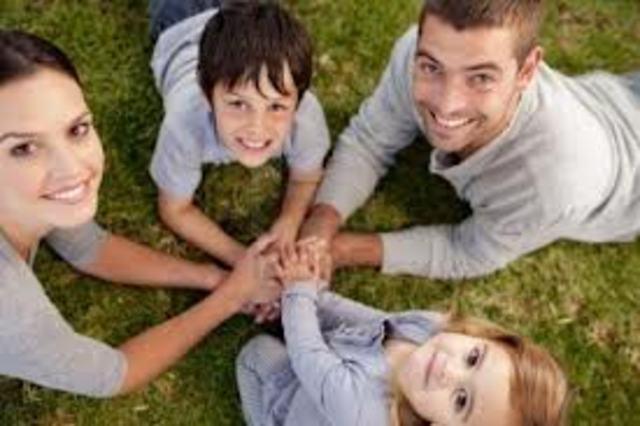 formar una familia