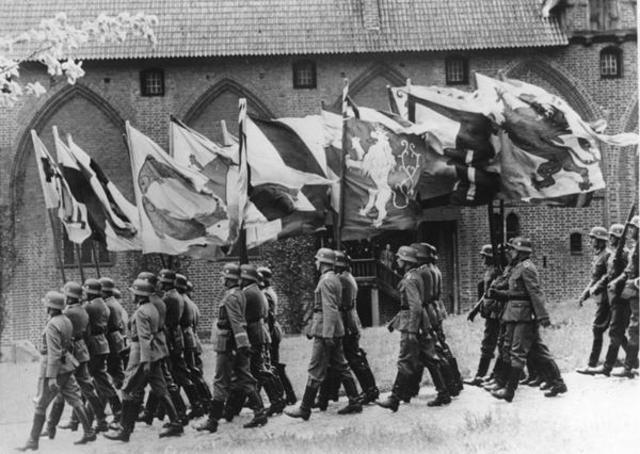 Battle of Tannenberg begins