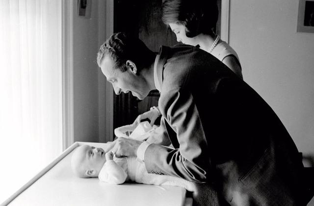 Nacimiento de Felipe de Borbón y Grecia