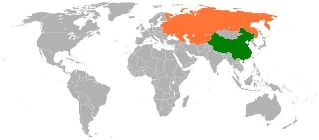 URSS-Cina