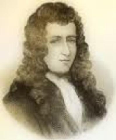 Rene-Robert Cavelier, Sieur de La Salle,