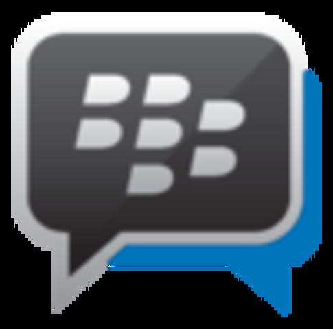 BlackBerry Messenger para telefones inteligentes