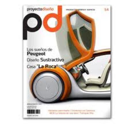 Revista proyecto diseño
