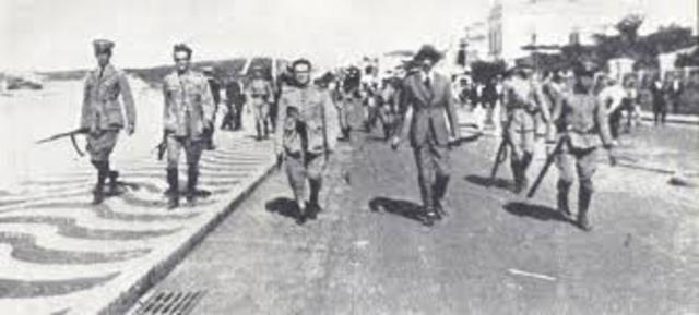 Revolta do Forte de Copacabana