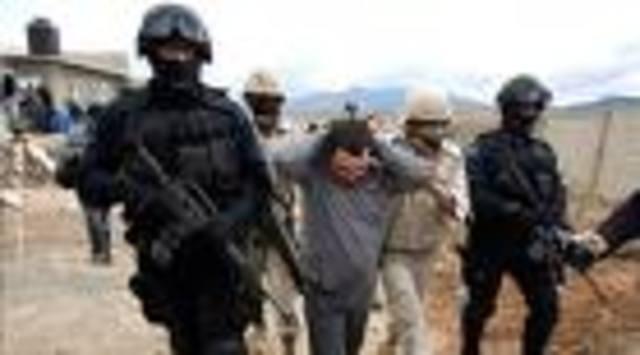 Mexican civil war begins