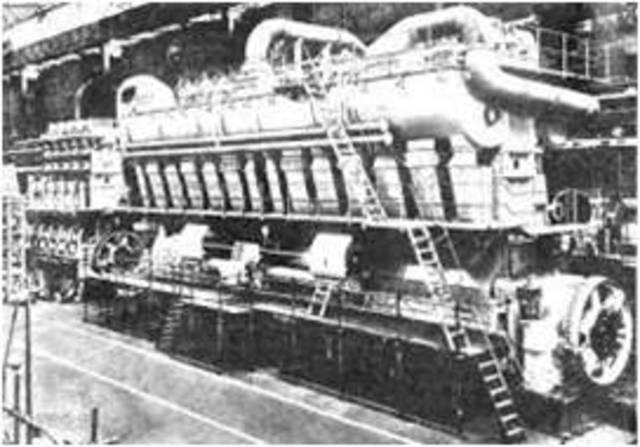 embarcaciones con motores de combustion interna