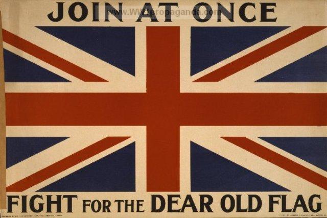 Great Britian Declares war on Germany
