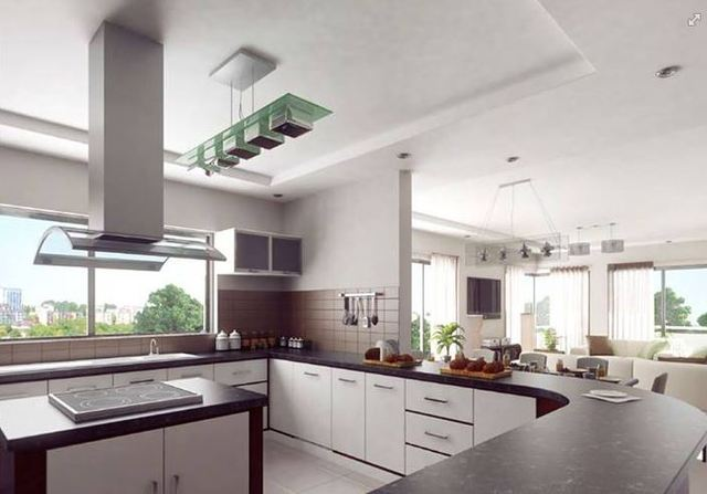 Trident Grand Riverside Kitchens