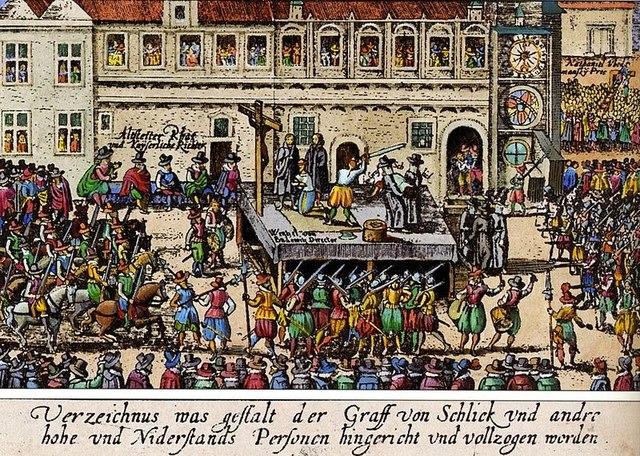 Revolta bohemia