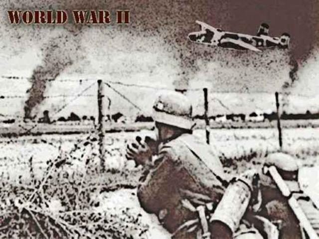 World War 2 Starts
