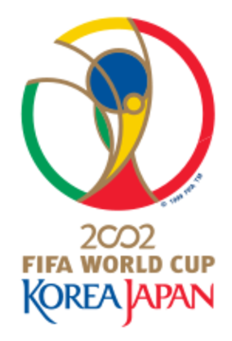 FIFA World Cup in South Korea and Japan