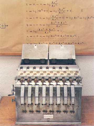 Maquina resuelve ecuaciones algebraicas