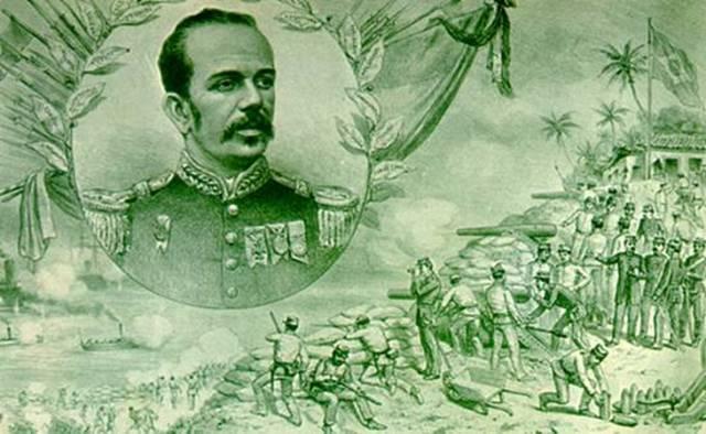 Marechal Deodoro renuncia devido à Primeira Revolta da Armada