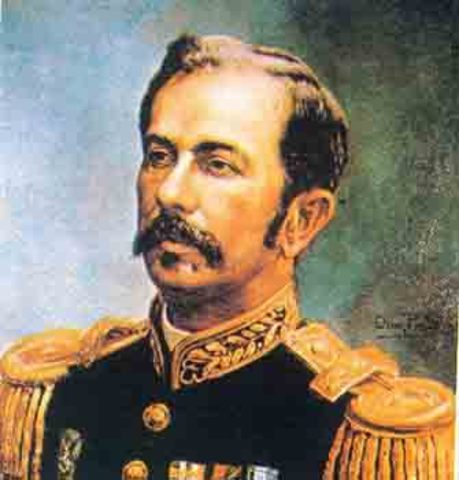 Marechal Floriano Peixoto assume o governo.