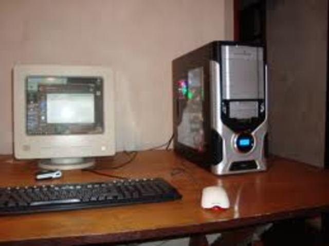 mi primera vez con un computador  MARITZA RIVAS