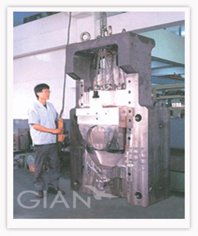 máquina de fundición de troquel.
