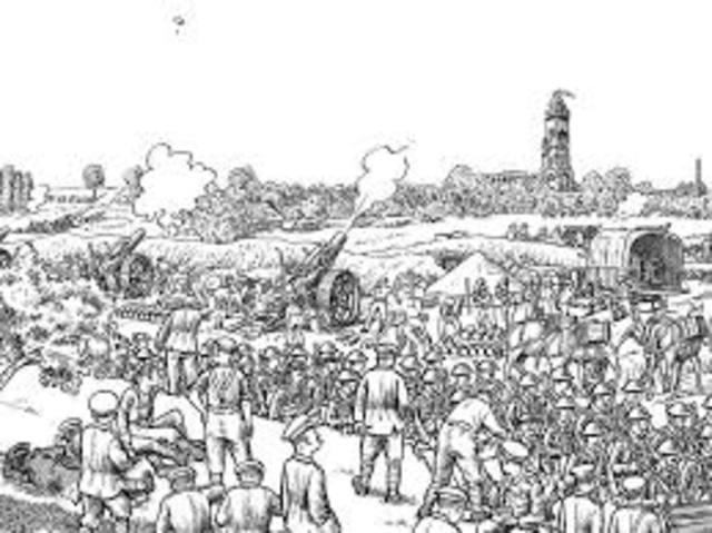 Battle of the Jutland; By far, the biggest naval battle in WW1
