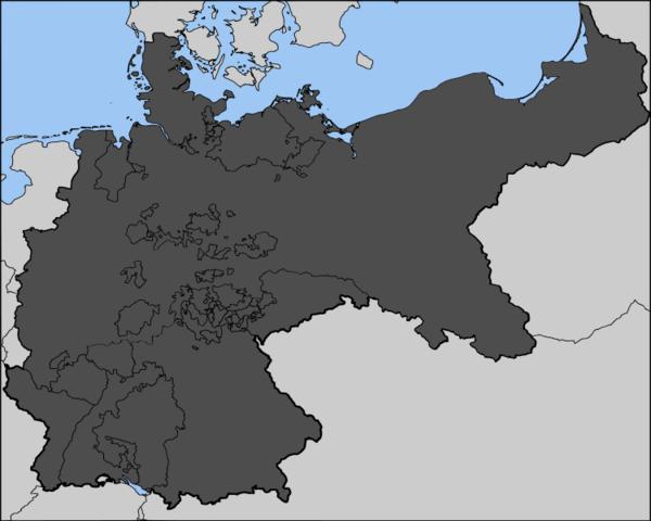 Germany declares war on Belgium