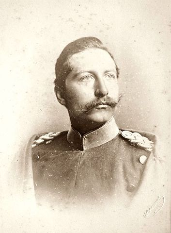 The Accession of Wilhelm II