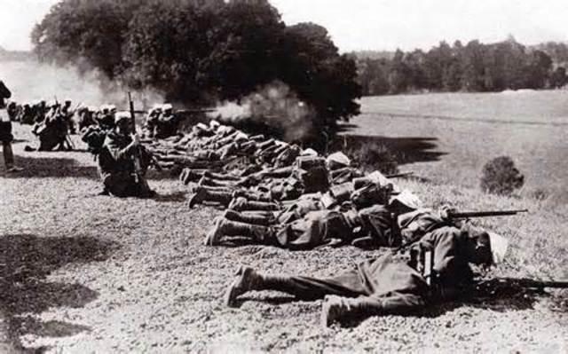 The 2nd battle of Marne begins.