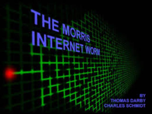 El primer virus (The Morris worm)