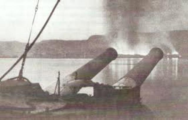 Evacuation of Gallipoli (part 1)