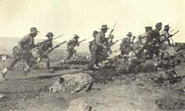 Evacuation of Gallipoli (part 2)