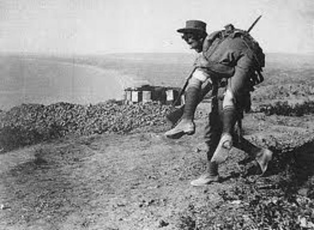 Evacuation of Gallipoli (part 3)