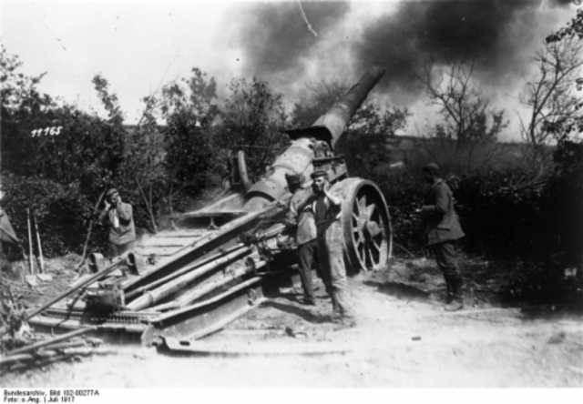 The First Battle of Marne ends