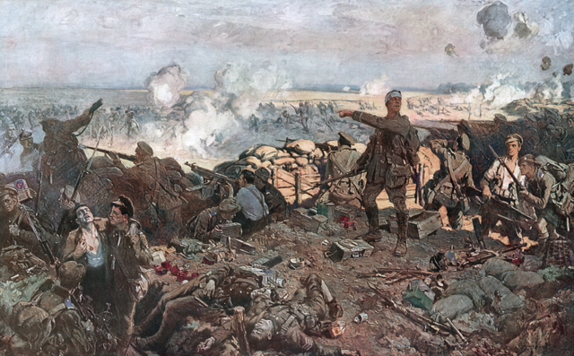 Battle of the Ypres