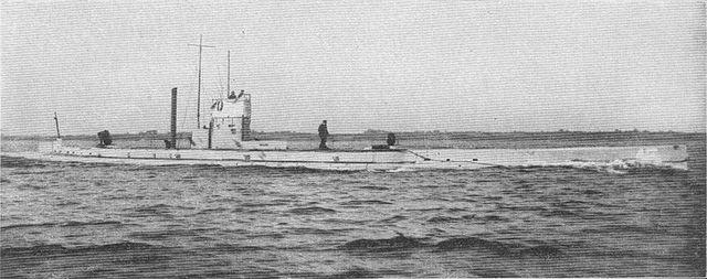 submarine warfare campaign