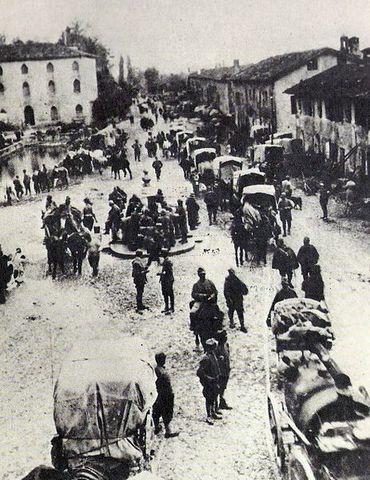 battle of the Caporetto